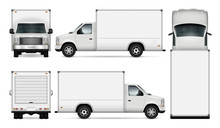 Van Template For Car Branding ...