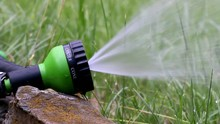 Tip Sprayer On Rubber Hose Wit...