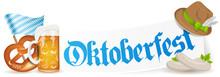Oktoberfest München Banner Mi...