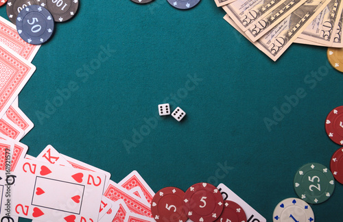 фотография  Gambling Chips