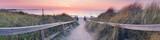 Strandpanorama Sonnenuntergang