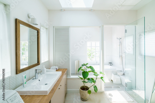 Foto  Badezimmer