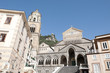 Cathedral of Amalfi, in Campania, Italy