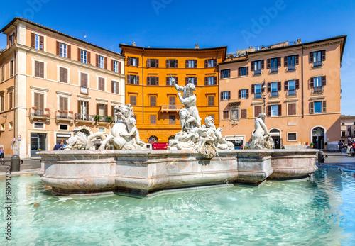 Fototapeta  Piazza Navona, Rome, Italy, Europe