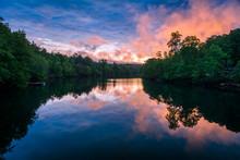 Lake Lahusage Sunrise