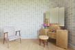 Clean interior - Modern PRL #3D Render
