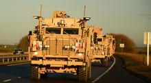 Army, Military Convoy, War On Terror