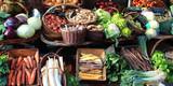 Vegetables market (Bourgogne - France)