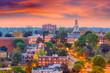 canvas print picture - Macon, Georgia, USA