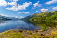Loch Lomond At Rowardennan, Su...