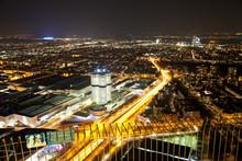 Munich City By Night
