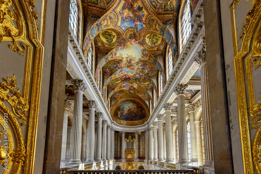 Fototapety, obrazy: Palace of Versailles - France