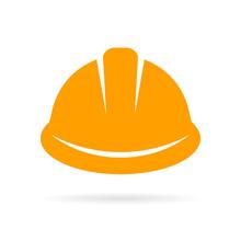 Yellow Construction Hard Hat I...