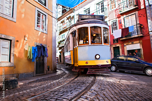 Photo Alfama tramway