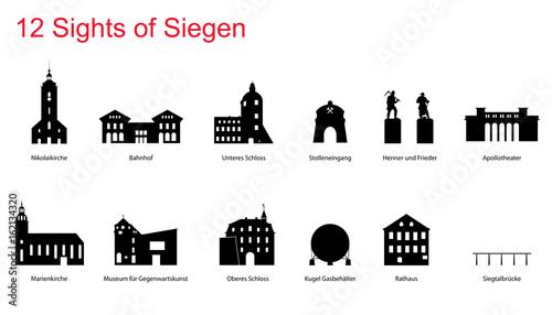 Fotografia  12 Sights of Siegen