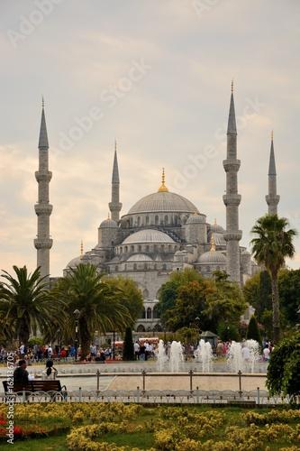 Платно Une soirée à Istanbul