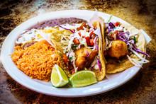 Fish Tacos!