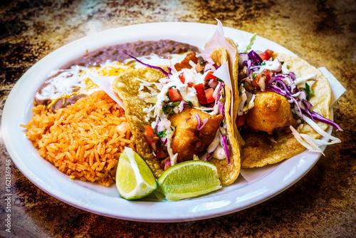 Fotografie, Obraz  Fish Tacos!