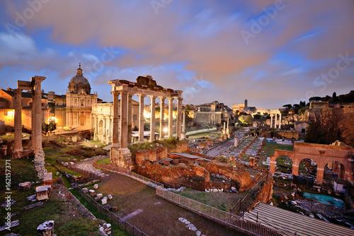 Obrazy na płótnie Canvas Roman Forum, Rome