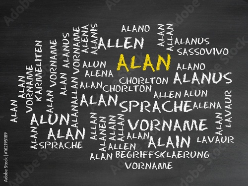 Juliste  Alan