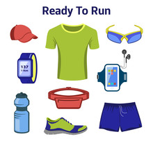 Running Gear For Man. Running ...