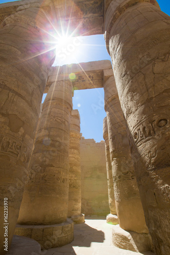Foto op Canvas Africa, Egypt, Luxor, Karnak temple