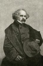 Nathaniel Hawthorne - 1862. Date: 1804 - 1864