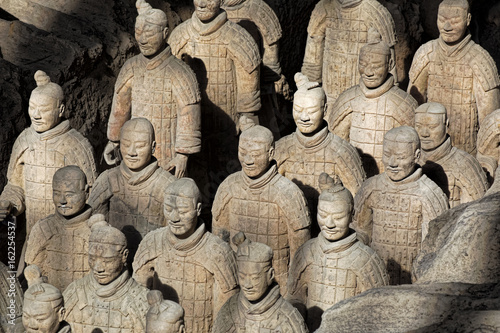 Foto op Aluminium Xian World famous Terracotta Army located in Xian China