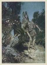 Midsummer Nights Dream. Date: 1908