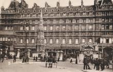 Charing Cross Station 1907. Da...
