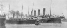 Titanic - Southampton 1912. Da...