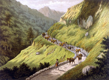 Java - Mountain Scenery. Date:...
