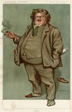 G K Chesterton. Date: 1874-1936
