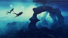 Teenagers  Swimming