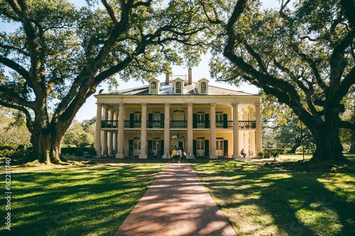 New Orleans - Plantation Fototapet
