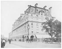 Ritz - Modern Building Rec. Date: 1910