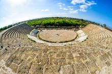 Salamis Theatre Ruins , Cyprus