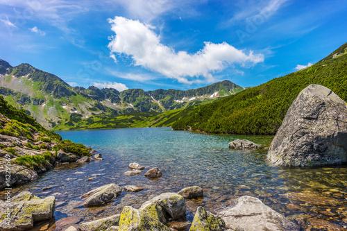 Fototapeta Tatry, Dolina Pięciu Stawów, Pejzaż górski obraz