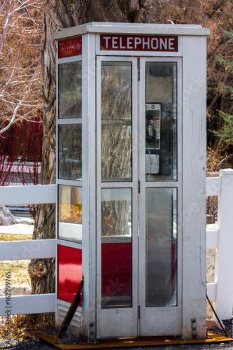 Fototapeta  Telephone Booth