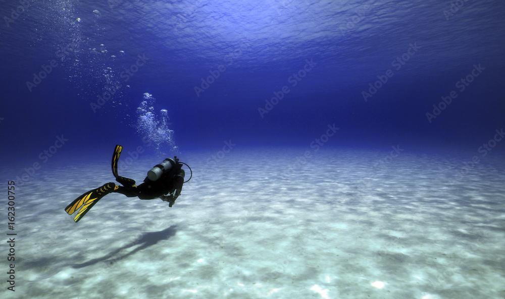 Fototapeta Swimming into Oblivion