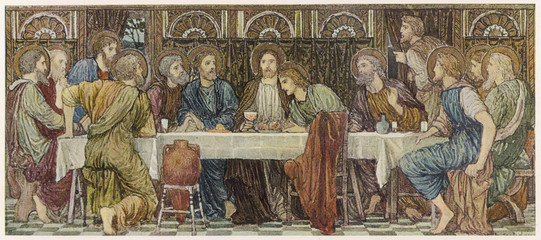 Last Supper - Holiday