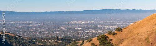 View of Downtown San Jose, Sillicon Valley