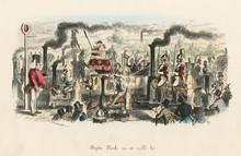 Hyde Park Steamed Up. Date: 1846