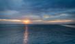Sunset At Moclips Washington State