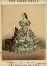 Miss Lascelles Costume. Date: ...