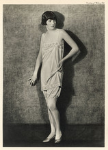 Chemise - Knickers 1920. Date: 1929