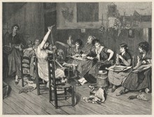 Milliners. Date: 19th Century