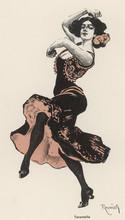 Tarantella . Date: 1908