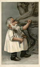 Auguste Rodin. Date: 1840 - 1917