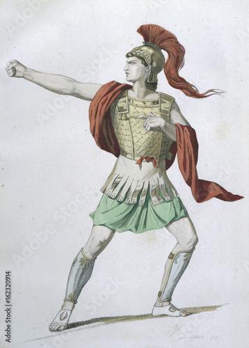 Iliad - Achilles (Geffroy) Wallpaper Mural